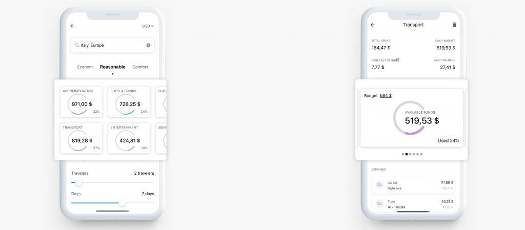 Circular progress view for the iOS apps