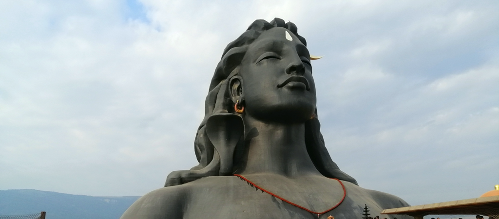 isha centre statue blog article