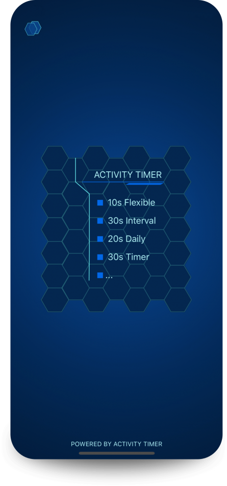 app Daily Activity Timer save