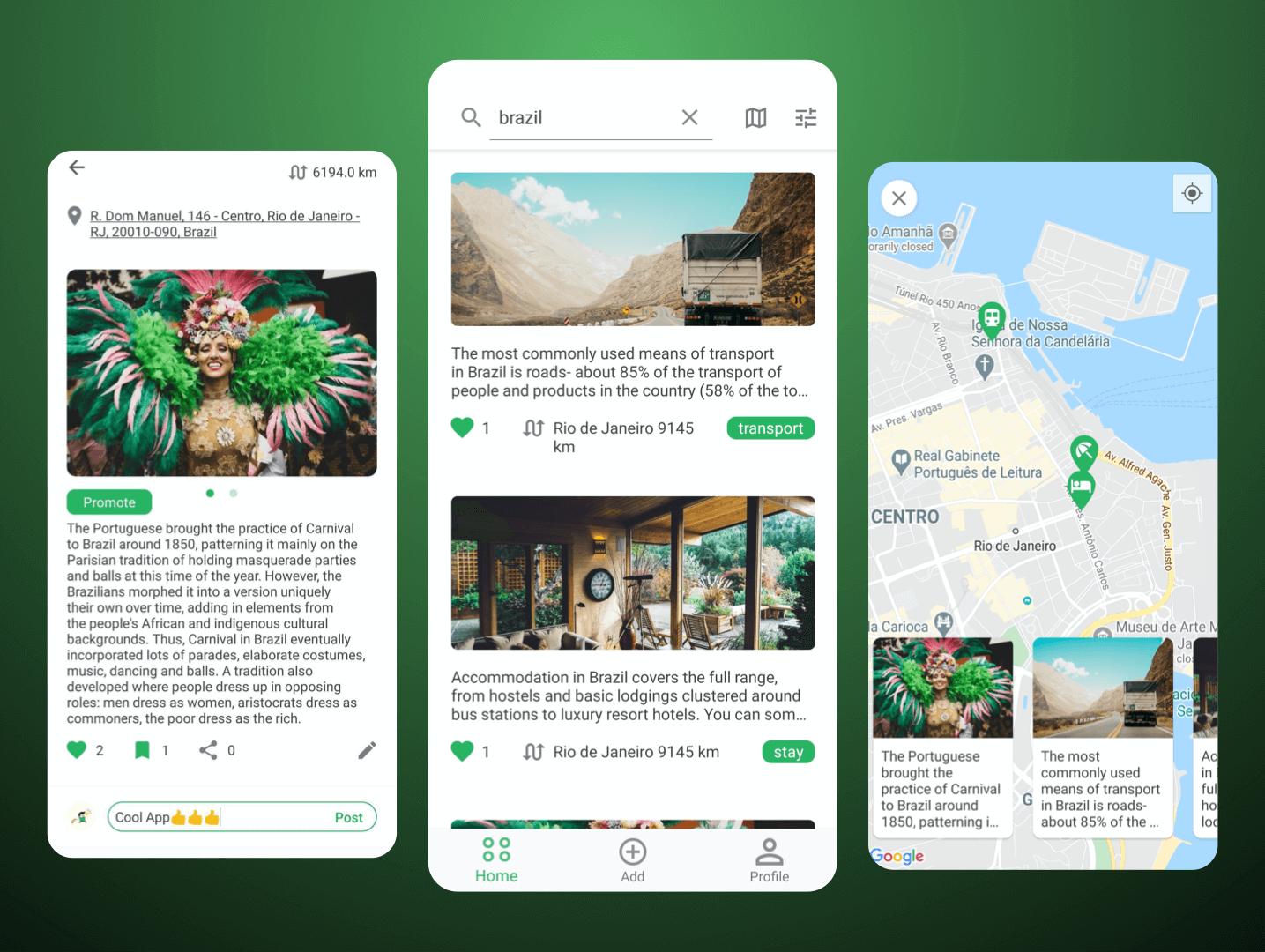 travel hacks app