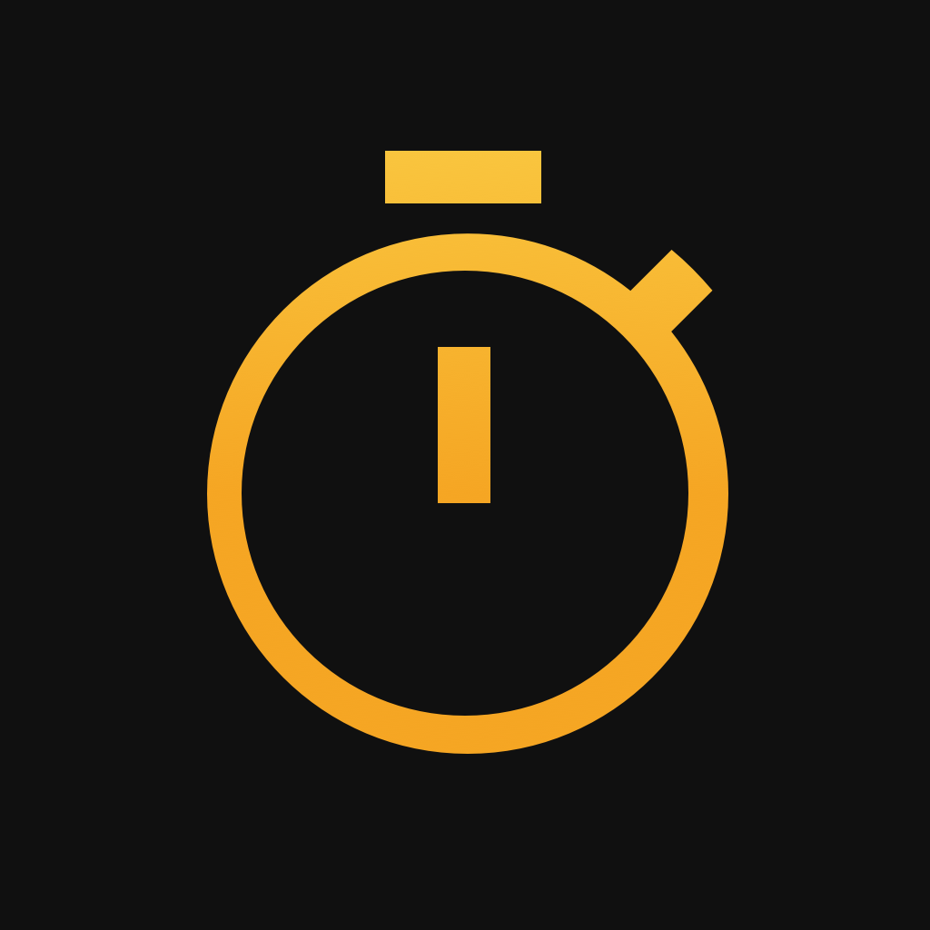 Stopwatch for Sport & Work