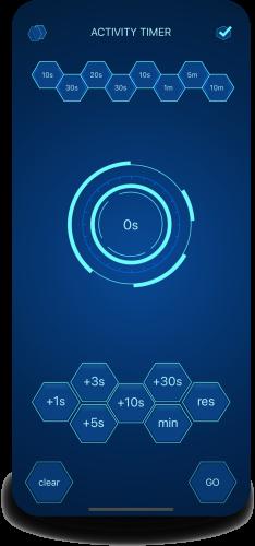 app Daily Activity Timer create